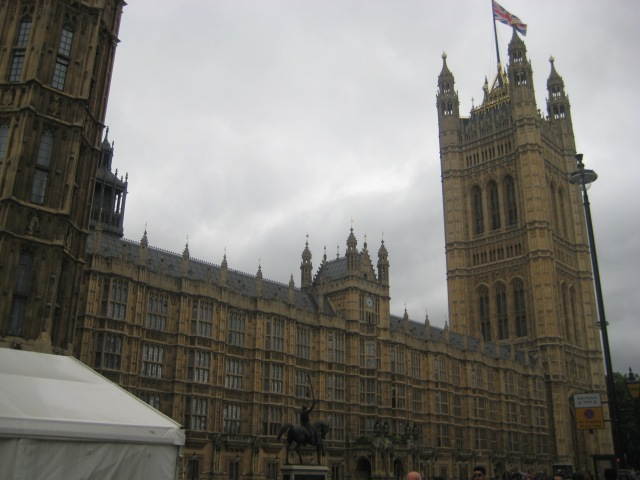 British Parliament 1