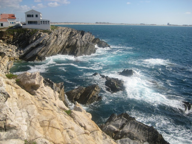 Baleal Beach in Portugal